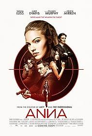 Helen Mirren, Cillian Murphy, Luke Evans, and Sasha Luss in Anna (2019)