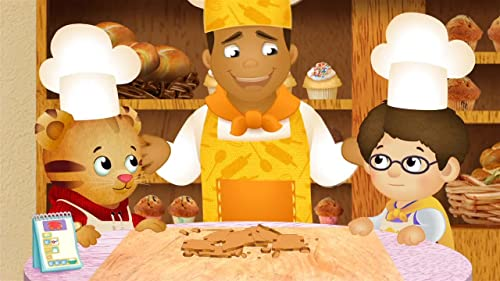 Daniel Tiger's Neighborhood: Baking Mistakes