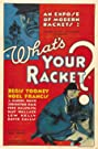 What's Your Racket? (1934) Poster