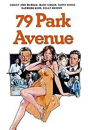 Harold Robbins' 79 Park Avenue Poster
