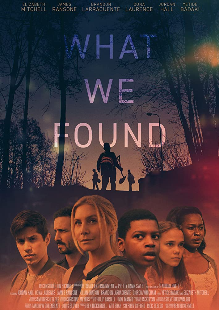 What We Found 2020 English 340MB HDRip Download
