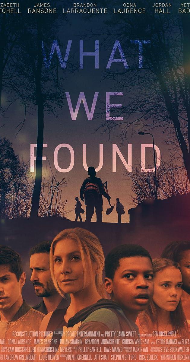 What We Found (2020) [720p] [WEBRip] [YTS MX]