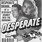 Steve Brodie and Audrey Long in Desperate (1947)