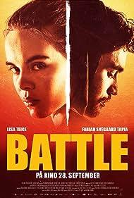 Fabian Svegaard Tapia and Lisa Teige in Battle (2018)