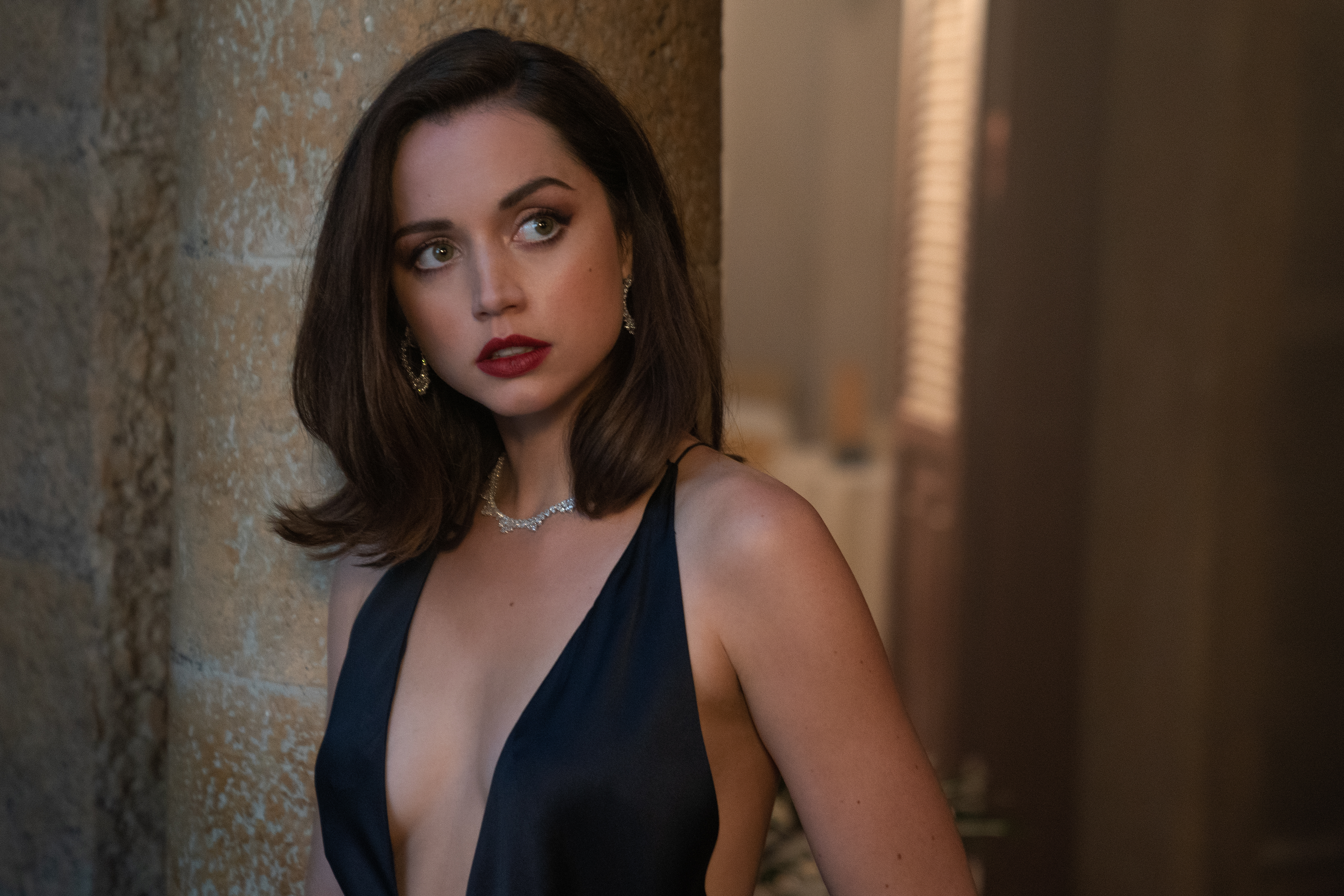 Ana de Armas in No Time to Die (2021)