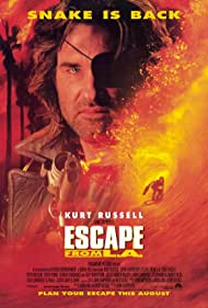 Kurt Russell in Escape from L.A. (1996)