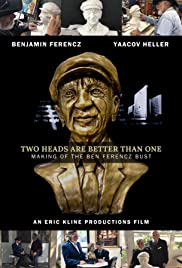 Two Heads Are Better Than One: Making of the Ben Ferencz Bust Poster