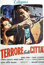 Terrore sulla città Poster
