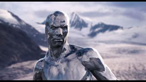 Trailer 2 for Fantastic Four: Rise of the Silver Surfer