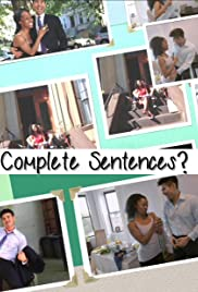 Complete Sentences? Poster