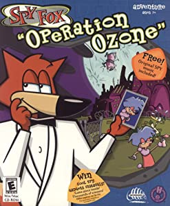 Spy Fox: Operation Ozone tamil dubbed movie free download