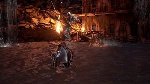 Code Vein: Invading Executioner Trailer