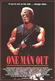 One Man Out Poster