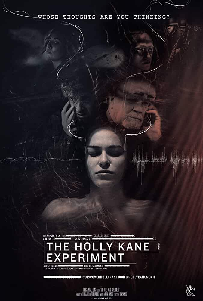 The Holly Kane Experiment (2017) UNCENSORED Movies 720p BluRay 800MB With  Esubs
