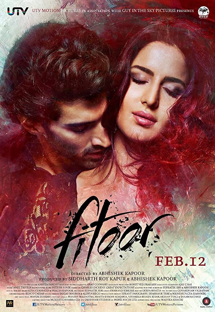 Fitoor 2016 Hindi Movie 1080p HDRip 2.6GB Download