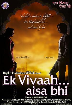 Where to stream Ek Vivaah... Aisa Bhi