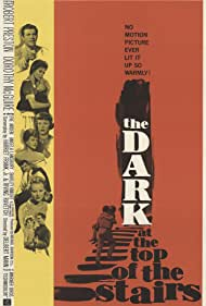 The Dark at the Top of the Stairs (1960) Poster - Movie Forum, Cast, Reviews