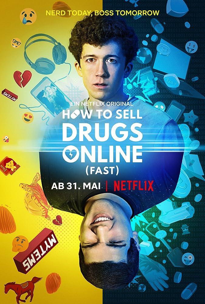 Как продавать наркотики онлайн (быстро) (1 сезон)