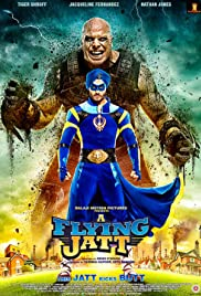 A Flying Jatt (2016) Poster - Movie Forum, Cast, Reviews