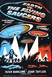 Earth vs. the Flying Saucers (1956) Poster - Movie Forum, Cast, Reviews