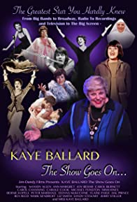 Primary photo for Kaye Ballard - The Show Goes On