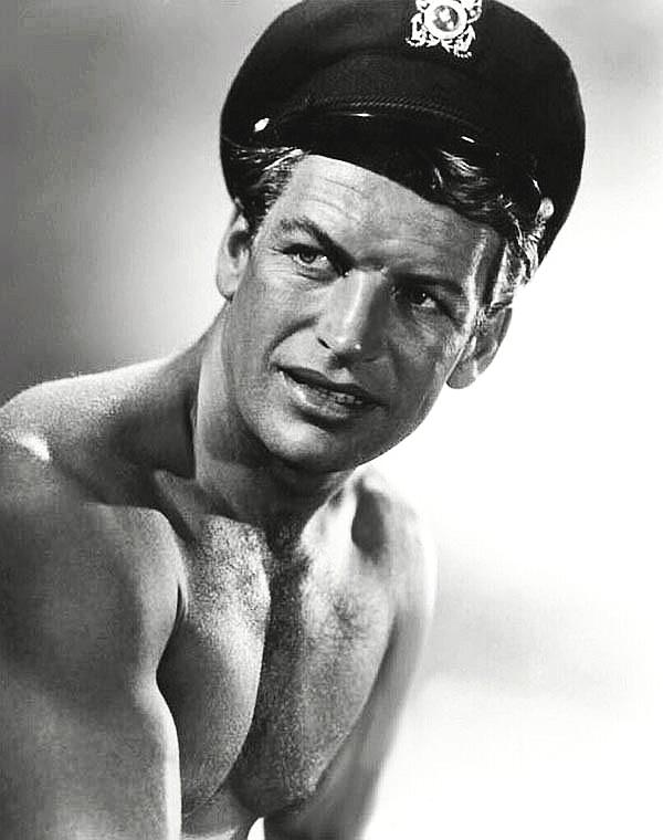 Vintage classic movie stars nude