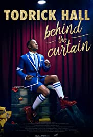 Behind the Curtain: Todrick Hall Poster