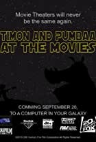 Timon and Pumbaa at the Movies