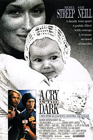 A Cry in the Dark Poster Image