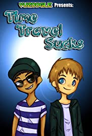 Time Travel Sucks Poster