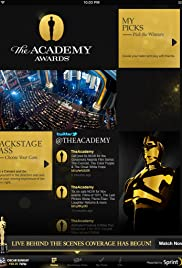 The 84th Annual Academy Awards Backstage Pass Poster