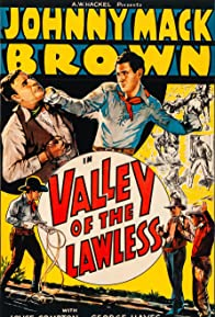 Primary photo for Valley of the Lawless