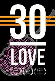 30-LOVE Poster