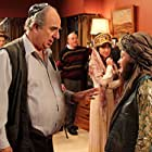 Harvey Atkin, Erin Karpluk, and Olivia Scriven in Being Erica (2009)