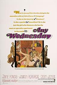 Any Wednesday (1967) Poster - Movie Forum, Cast, Reviews