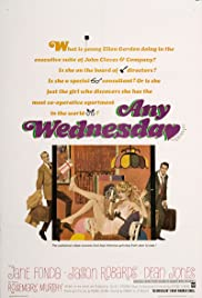Any Wednesday (1966) Poster - Movie Forum, Cast, Reviews