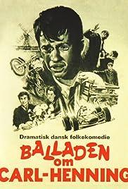 Balladen om Carl-Henning Poster