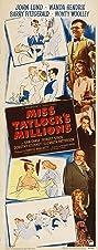 Miss Tatlock's Millions (1948) Poster