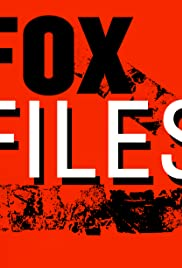 Fox Files Poster