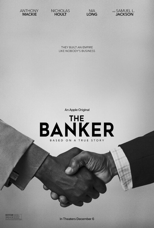 The Banker (2020) Hindi Subtitles 720p Web-DL Full Movie