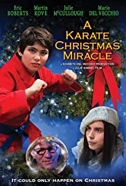 A Karate Christmas Miracle Poster