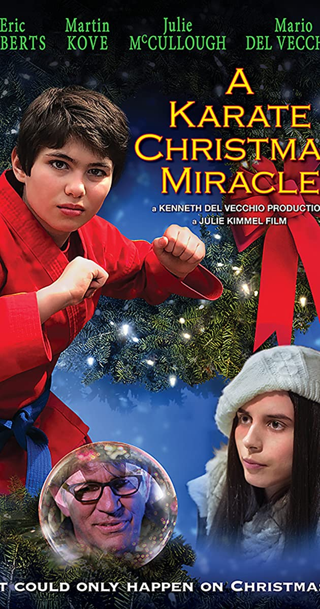 Christmas Miracle 2019 A Karate Christmas Miracle (2019)   IMDb