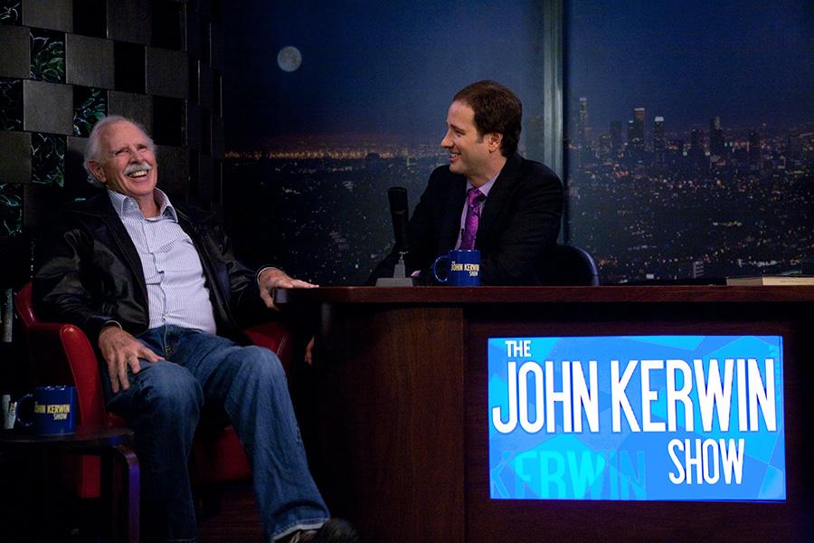 Bruce Dern and John Kerwin in The John Kerwin Show (2001)