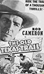 The Old Texas Trail (1944) Poster