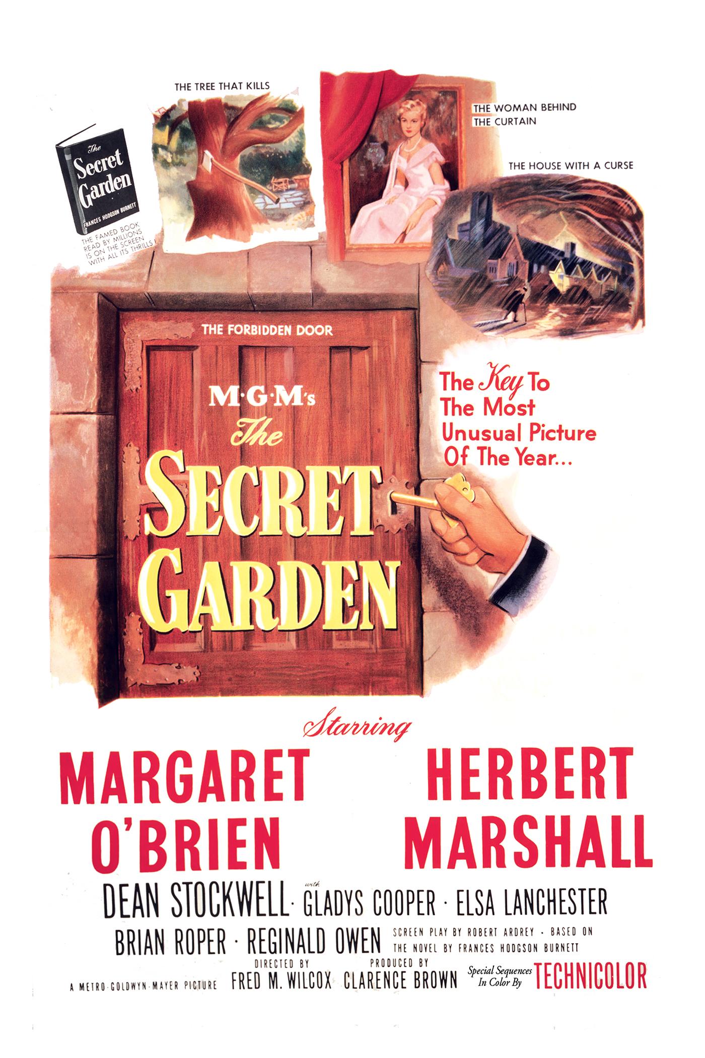 The Secret Garden (1949) - IMDb
