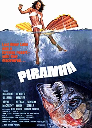 Movie Piranha (1978)