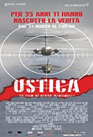 Ustica: The Missing Paper Poster