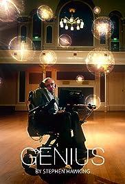 Genius by Stephen Hawking Poster
