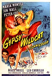 Watch Free Gypsy Wildcat (1944)