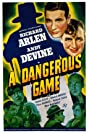 A Dangerous Game (1941) Poster